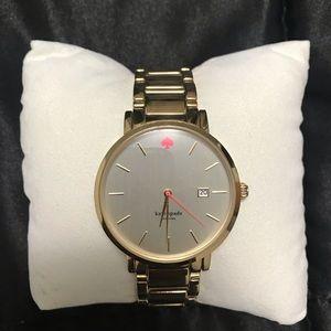 Kate Spade ♠️ Gold Watch